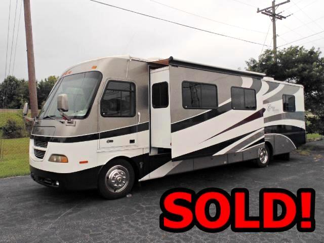 2003 Georgie Boy Cruise Master 3625DS 37Ft Motorhome