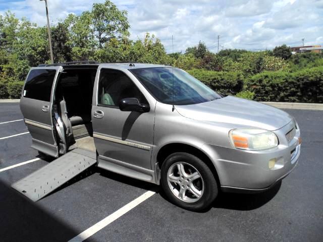 2005 Chevrolet Uplander LS Handicapped Van