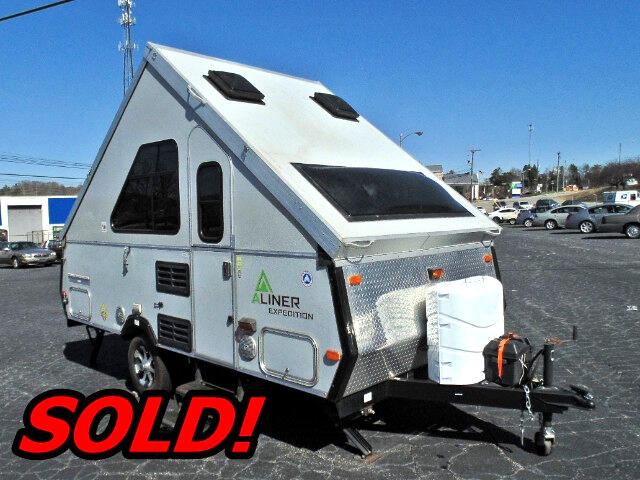 2012 A Liner Expedition Luxury Camping Trailer