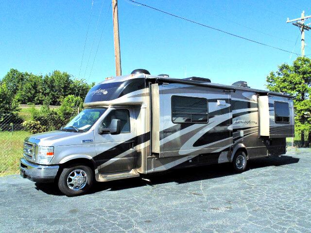 2011 Forest River Lexington Grand Tour Series M283GTS
