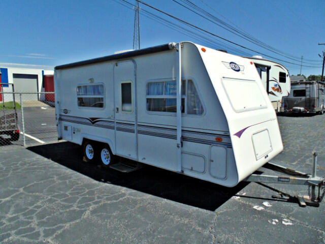 1997 Aerolite Cub M21RB 21FT Travel Trailer