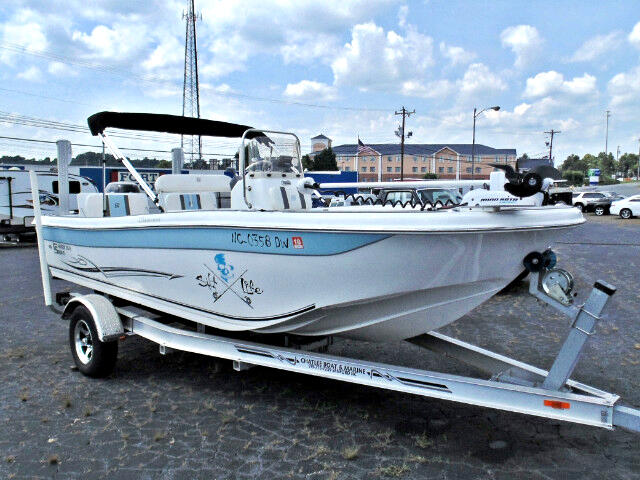2012 Carolina Skiff 19 Ultra Elite