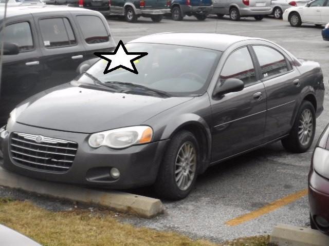 2005 Chrysler Sebring Touring Sedan