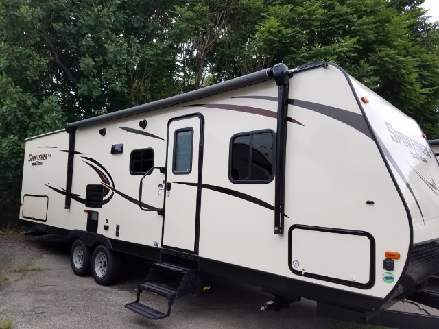 2018 KZ Recreational Vehicles Sportsmen 301BHLE