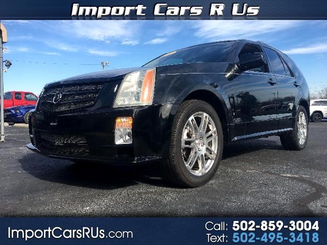 2009 Cadillac SRX V8 AWD