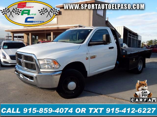 2012 Dodge Ram 3500 SLT 6.3 Ft. Bed DRW