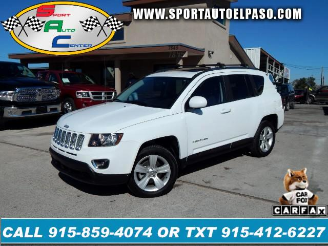 2015 Jeep Compass High Altitude FWD