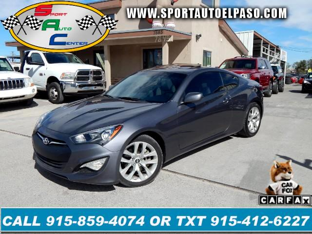 2014 Hyundai Genesis Coupe 2.0T Premium 8AT