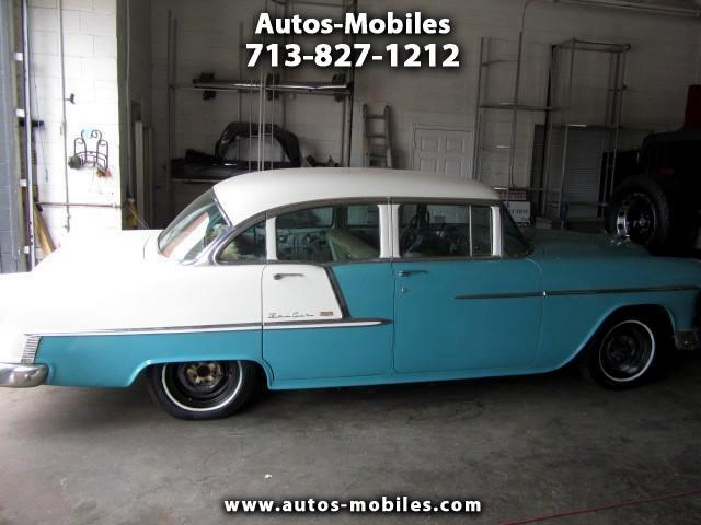 1955 Chevrolet Bel Air 4Dr Sedan