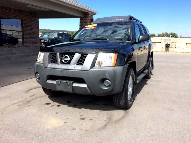 Used 2007 nissan xterra for sale in tahlequah ok 74464 for Chris motors auto sales