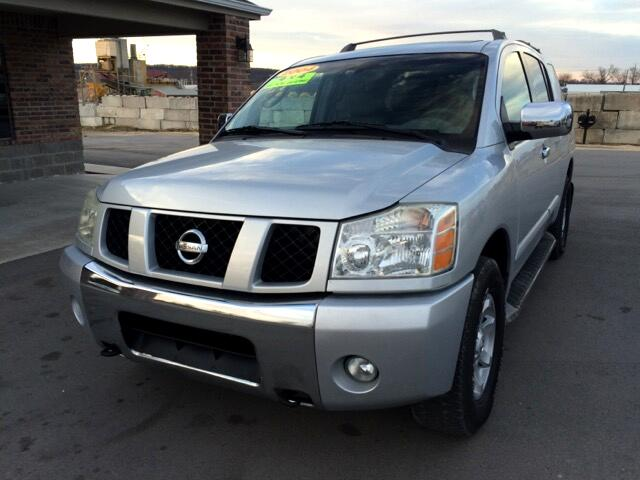 Used 2004 nissan armada for sale in tahlequah ok 74464 for Chris motors auto sales