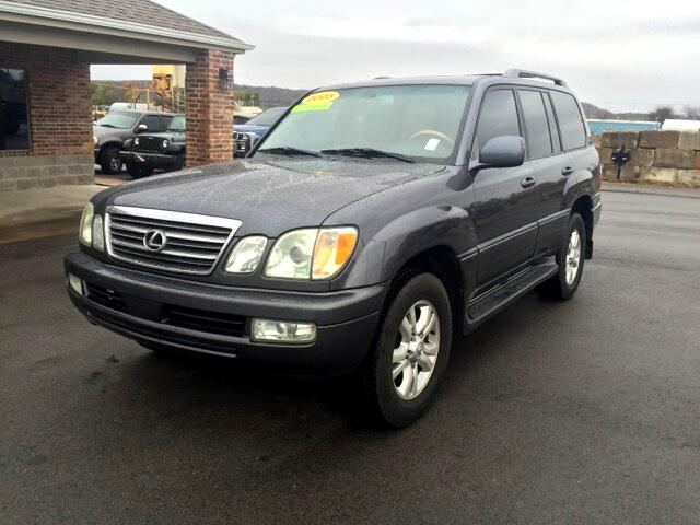 Used 2005 lexus lx 470 for sale in tahlequah ok 74464 for Chris motors auto sales