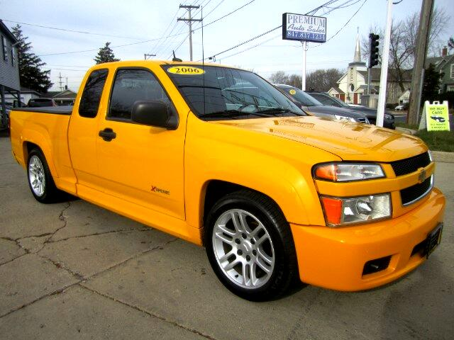 2005 Chevrolet Colorado ZQ8 Ext. Cab 2WD