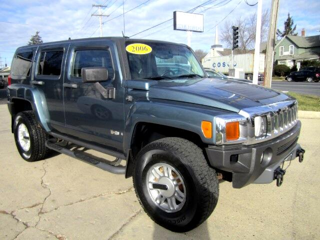 2006 HUMMER H3 Adventure Edition