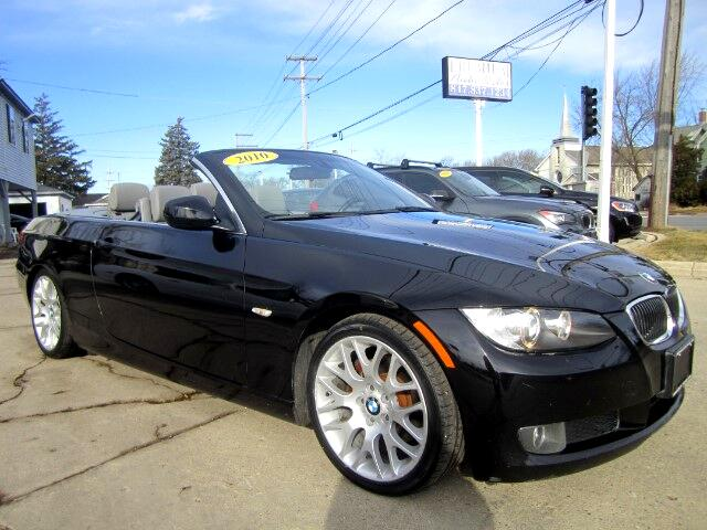 2010 BMW 3-Series 328i Convertible Sport