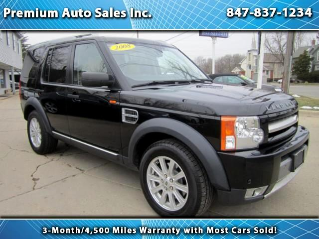 2008 Land Rover LR3 SE 7-PASS SPECIAL EDITION