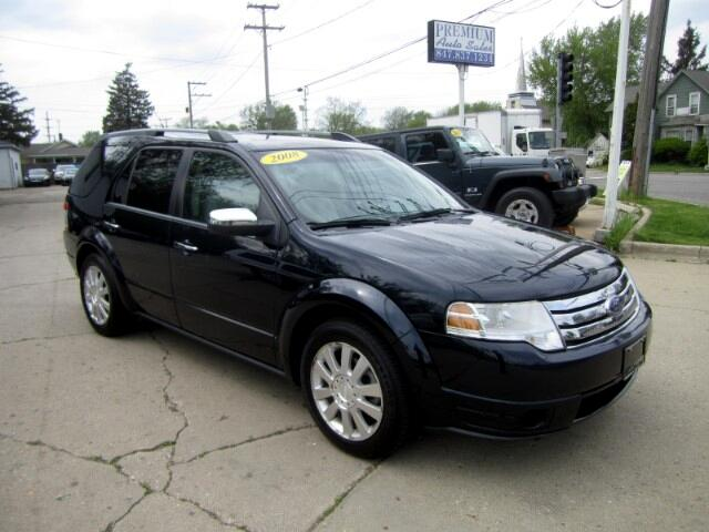 2008 Ford Taurus X LIMITED AWD FULLY LOADED TV/DVD