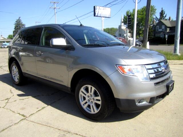 2008 Ford Edge SEL W/PANORAMIC SUNROOF