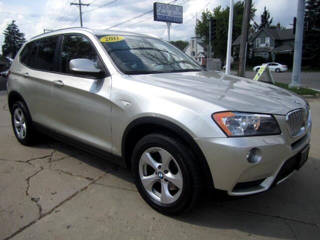 2011 BMW X3 xDrive28i Technology