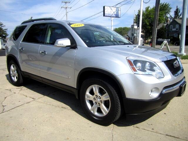 2009 GMC Acadia SLT-1 AWD ONE OWNER FULLY LOADED