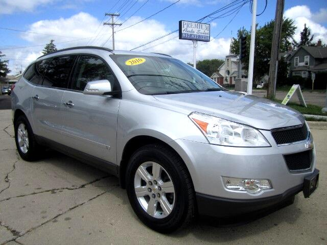 2010 Chevrolet Traverse LT2 AWD BACK UP CAMERA POWER LIFTGATE