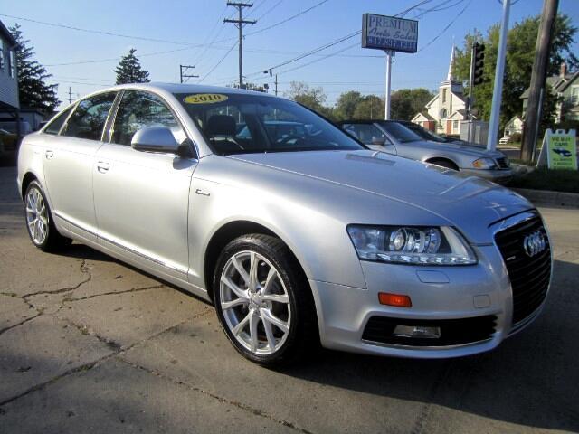 2010 Audi A6 2.0T Premium Plus quattro