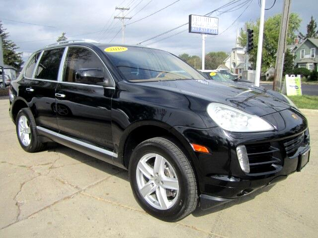 2010 Porsche Cayenne NAVIGATION COLD WEATHER PACKAGE