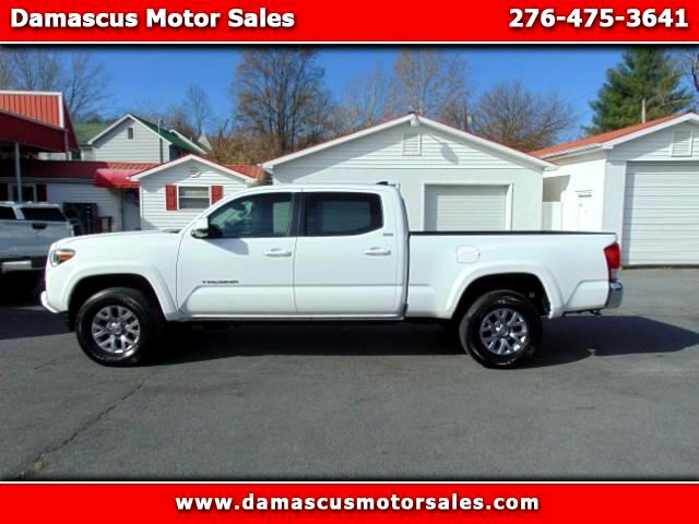 2017 Toyota Tacoma SR5 DOUBLE CAB LONG BED V6 4WD
