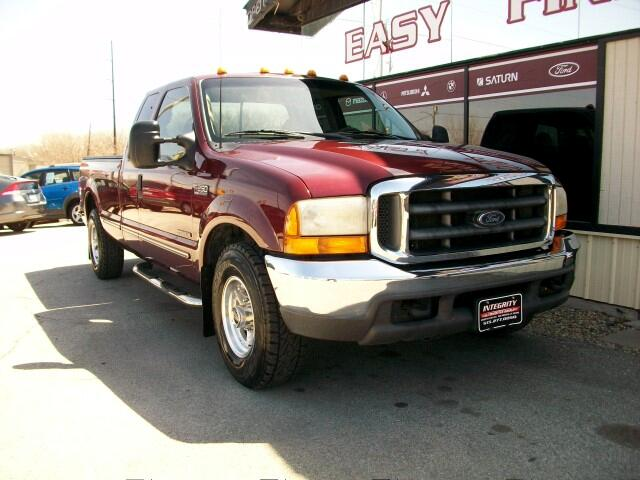 1999 Ford F-250 SD Lariat SuperCab
