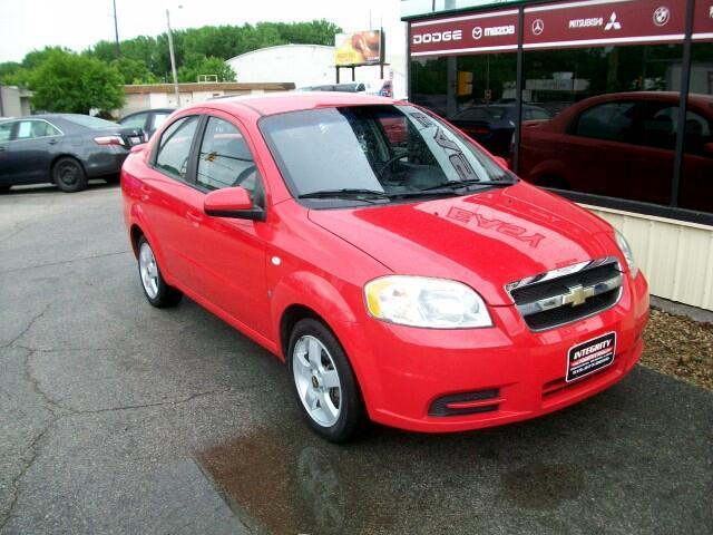 2007 Chevrolet Aveo LT 4-Door