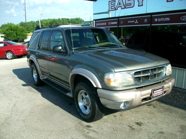 2000 Ford Explorer Eddie Bauer AWD