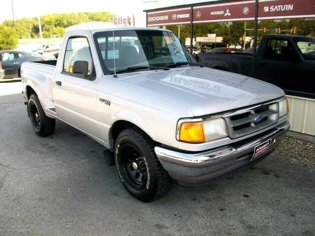 1997 Ford Ranger Reg. Cab Step Side