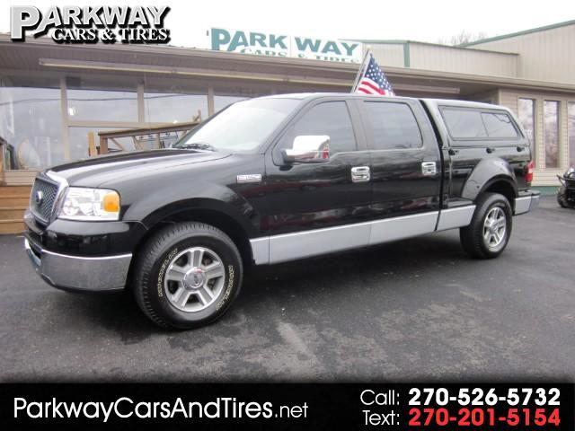 2007 Ford F-150 XLT SuperCrew Flareside 2WD
