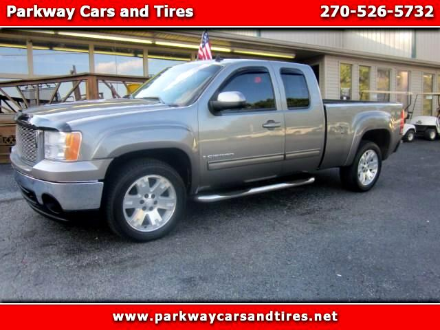 2007 GMC Sierra 1500 SLT Ext. Cab Short Box 4WD