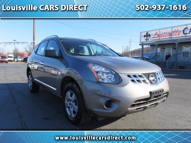 2015 Nissan Rogue Select S 2WD