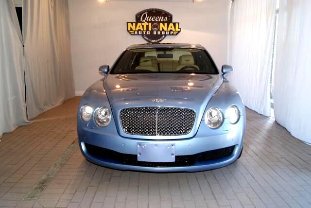 2007 Bentley Continental Flying Spur Sedan