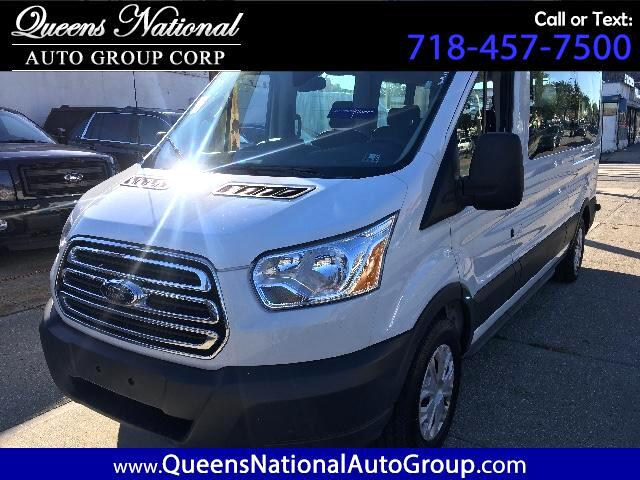 2017 Ford Transit 350 Wagon Med. Roof XL w/Sliding Pass. 148-in. WB