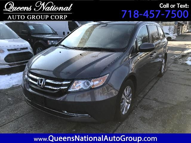 2014 Honda Odyssey EX-L