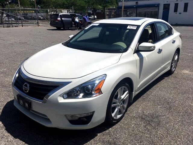 2015 Nissan Altima 3.5 SV