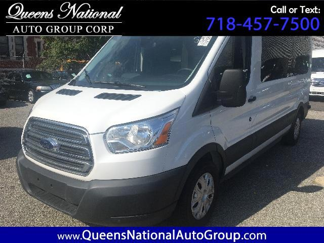 2016 Ford Transit 350 Wagon Med. Roof XL w/Sliding Pass. 148-in. WB