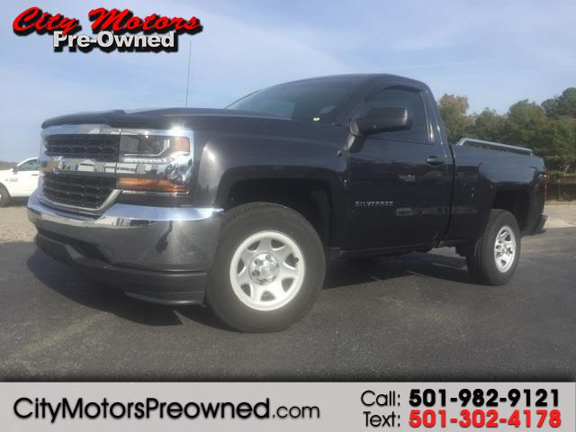 2016 Chevrolet Silverado 1500 Work Truck Long Box 2WD