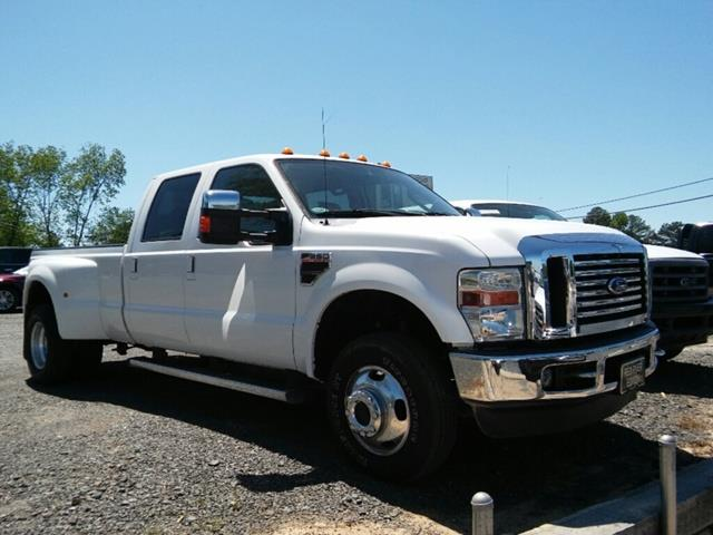 2010 Ford F-350 SD XL Crew Cab Long Bed DRW 4WD