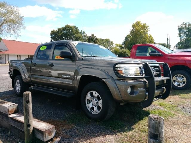 2010 Toyota Tacoma PreRunner Double Cab Long Bed V6 2WD