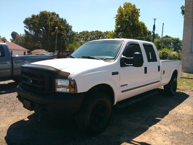 2000 Ford F-250 SD XL Crew Cab Long Bed 4WD
