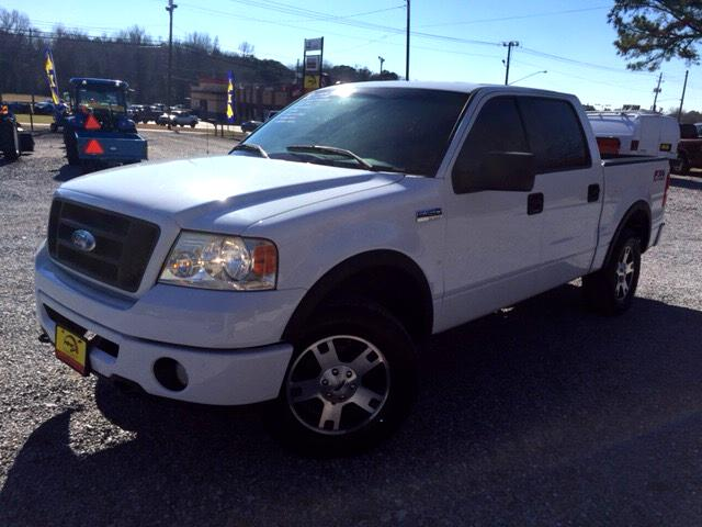 2008 Ford F-150 FX4 SuperCrew 4WD