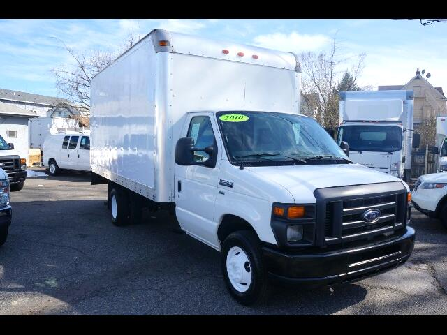 2010 Ford Econoline E-350 Super Duty