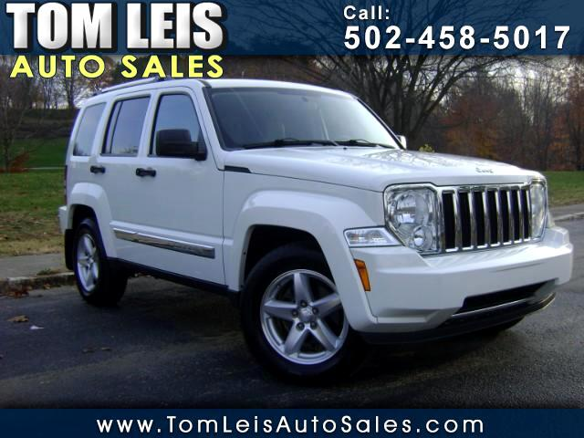 2009 Jeep Liberty Limited 4WD