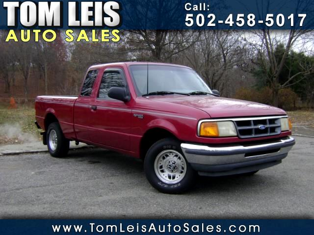 1994 Ford Ranger XLT SuperCab 2-Door 2WD