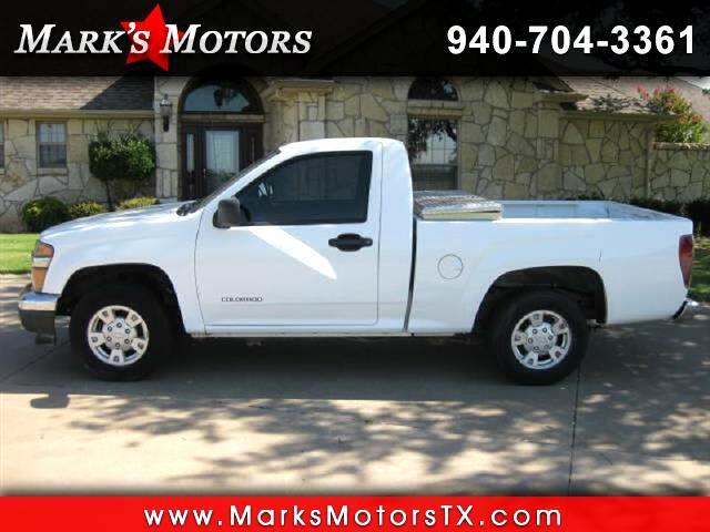 2004 Chevrolet Colorado LS Z85 2WD