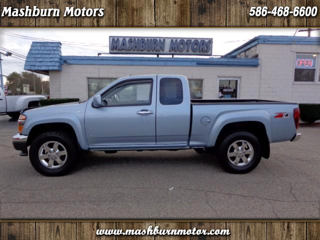 2009 Chevrolet Colorado LT Z71 Ext Cab 4WD